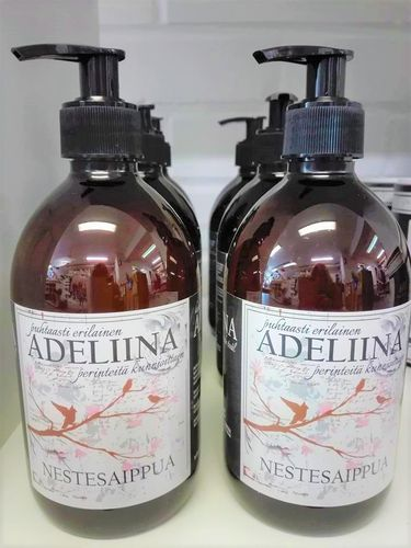 Nestesaippua Adeliina 500 ml